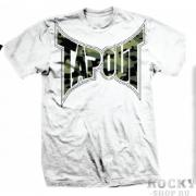 Футболка Tapout Sniper Men's T-Shirt White Tapout