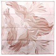 Нежный полупрозрачный шейный платочек Nina Ricci 2462