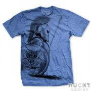 Футболка Ranger Up Spartan Ultra Thin Vintage T-Shirt Blue Ranger Up