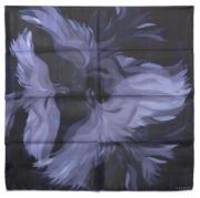 Шелковый воздушный платок шейный Nina Ricci 2464