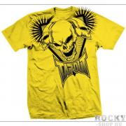 Футболка Tapout Better Than One T-Shirt Yellow Tapout