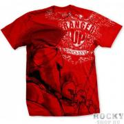 Футболка Ranger Up Red Spartan Phalanx Athletic Fit T-Shirt Ranger Up