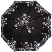 """Зонт женский """"Zest"""", автомат, 4 сложения, цвет: черный, серый, белый,..."""