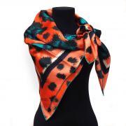 Стильный шелковый платок Kenzo Homme 817998