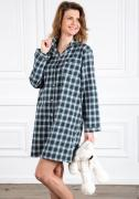 Фланелевая домашняя рубашка Pellegrini (Домашние костюмы и пижамы)