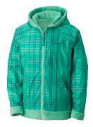 Куртка детская Marmot Girl's Snow Fall Rev Jacket, Green Frost, S