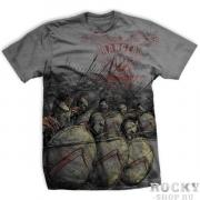 Футболка Ranger Up Spartan The Man Next to You Athletic Fit T-Shirt...