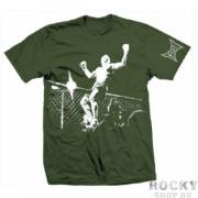 Tapout Champion Men's T-Shirt Green Tapout