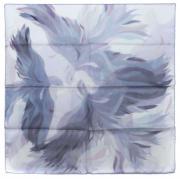 Эксклюзивный шейный шелковый платок Nina Ricci 2467