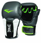 """Перчатки тренировочные Everlast """"Prime MMA"""", цвет: серый, зеленый...."""