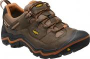 Кроссовки KEEN Durand Low WP M, Cascade Brown/Glazed Ginger, 9