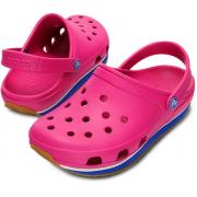 Сабо Crocs Retro Clog Fuchsia / Sea Blue