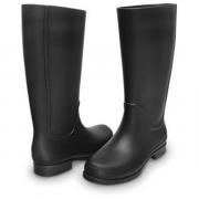 Сапоги Crocs Wellie Rain Boot Черные