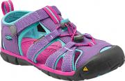 Сандалии подростковые KEEN Seacamp II CNX, Purple Heart/Very Berry, 2