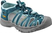 Сандалии подростковые KEEN Whisper Y, Indian Teal/Cordyalis Blue, 1