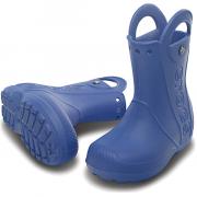 Сапоги Crocs Handle It Rain Boot Синие