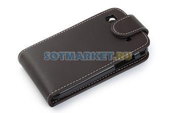 Чехол для Samsung i9000 Galaxy S Clever Case Premium кожаный Чехол для Samsung i9000 Galaxy S Clever. полный текст.