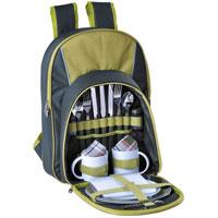 Рюкзак-холодильник 'Tawa' с набором посуды на 2 персоны.  TWPB-336B36