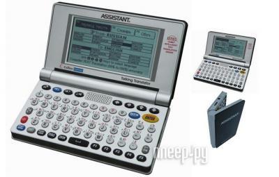 Отзывы о Ectaco Ectaсo iTRAVL NTL-2RX Переводчик электронный.