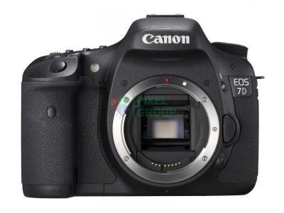 Зеркальный фотоаппарат Canon EOS 7D Body Компания Canon представляет...