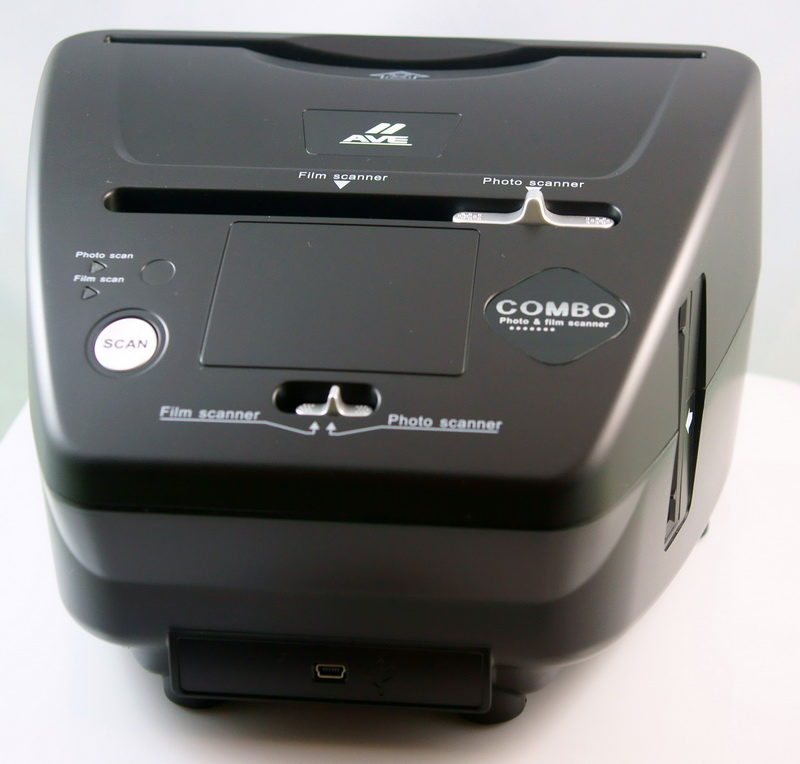 Слайд сканер дляпленки