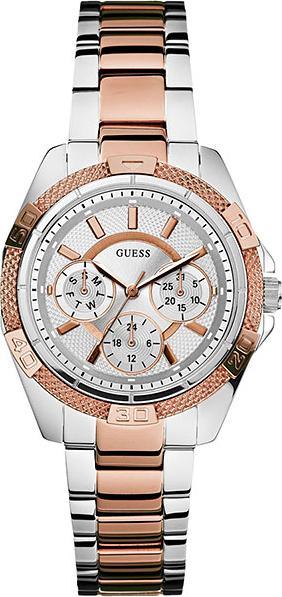 Женские наручные часы Guess W0235L4 по низким ценам с доставкой по Москве, Санкт-Петербургу, купить Guess W0235L4