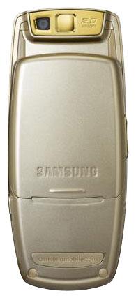 Обзор мобильного телефона samsung sgh-e830