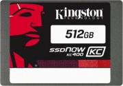 SSD диск Kingston SKC400S37/512G
