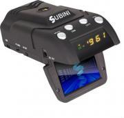 Автомобильный видеорегистратор Subini GR-H9+STR