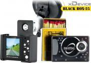 Автомобильный видеорегистратор xDevice BlackBox-25