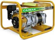 Бензиновый генератор Caiman Explorer 5010XL12