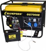 Бензиновый генератор Champion GG 7000E