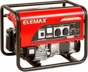 Бензиновый генератор Elemax SH7600 EX-RS