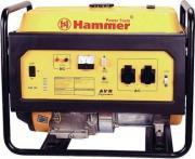 Бензиновый генератор Hammer GNR6000 a