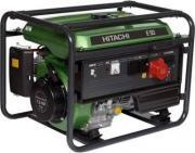 Бензиновый генератор Hitachi E50 3P