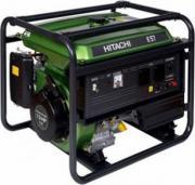 Бензиновый генератор Hitachi E57S 3P
