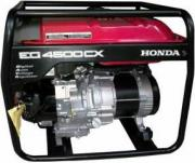 Бензиновый генератор Honda EG 4500 CX