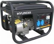 Бензиновый генератор Hyundai HY7000LE-3
