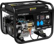 Бензиновый генератор Hyundai HY7000LE