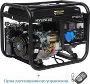 Бензиновый генератор Hyundai HY9000LER
