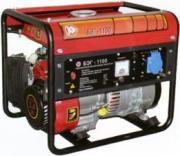 Бензиновый генератор Калибр БЭГ-1100
