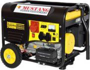 Бензиновый генератор Mustang CPG3000E2T