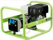 Бензиновый генератор Pramac E 5000