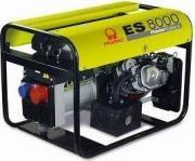 Бензиновый генератор Pramac ES 8000 3