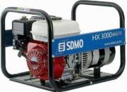 Бензиновый генератор SDMO HX 3000 c