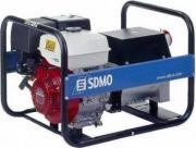 Бензиновый генератор SDMO HX 5000 tc