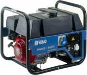 Бензиновый генератор SDMO SH 6000 E-S