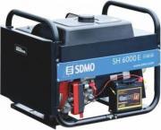 Бензиновый генератор SDMO SH 6000 E