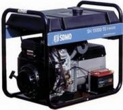 Бензиновый генератор SDMO Technic 15000 TE AUTO