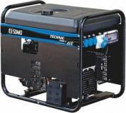 Бензиновый генератор SDMO Technic 7000E AVR C